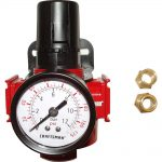 Air Compressor Heavy-Duty Pressure Regulator and Gauge