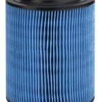 Wet/Dry Vacuum Fine Dust Filter
