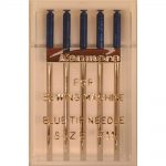 Sewing Machine Needle, #11, 5-pack (Blue)