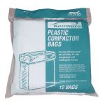 Trash Compactor Bag, 10-pack