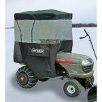 Lawn Tractor Snow Cab