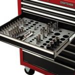 Tool Chest Socket Organizer