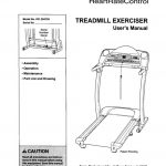 Treadmill Owner's Manual