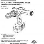 Drill Owner's Manual