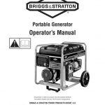 Generator Owner's Manual