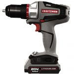 Craftsman Refurbished Li-ion Bolt-On Drill/Driver