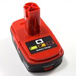 Power Tool Battery Pack, 19.2-volt