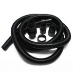 Wet/Dry Vacuum Hose, 12-ft