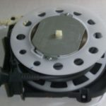 Vacuum Power Cord Reel Assembly