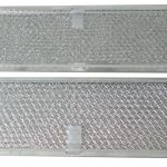 Downdraft Vent Grease Filter, 2-pack
