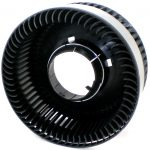Range Hood Blower Wheel Assembly