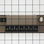Range Oven Control Lens