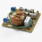 Microwave Noise Filter Assembly