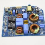 Range Induction Power Control Board