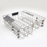 Dishwasher Dishrack Assembly, Upper