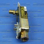 Wall Oven Gas Valve Assembly