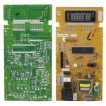 Microwave Electronic Control Board Assembly