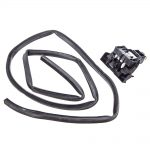Dishwasher Door Latch and Gasket Kit