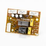 Range Surface Burner Control Board