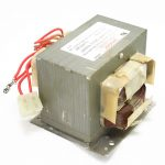 Microwave High-Voltage Transformer