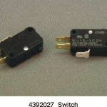 Microwave Primary Micro Switch