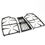 Cooktop Burner Grate Set