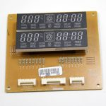 Range Display Control Board