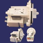 Washer Wash Pump Motor