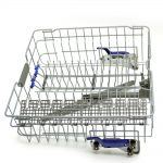 Dishwasher Spray Arm and Upper Dishrack Assembly