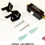 Washer Lid Switch Kit