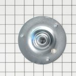 Dryer Drum Ball Hitch