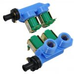 Washer Water Inlet Valve with Thermistor