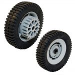 Lawn Mower Wheel, Front