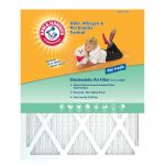 Arm & Hammer Air Filter, 20 x 24 x 1, 4-pack