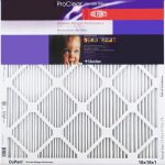 DuPont ProClear Air Filter, 16 x 20 x 1, 4-pack