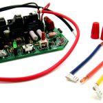 Water Heater Electronic Control Board