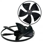 Room Air Conditioner Condenser Fan