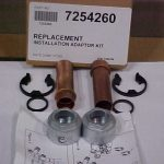 Water Softener Copper Water Pipe Adapter Kit