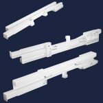 Refrigerator Crisper Drawer Support