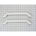 Refrigerator Door Handle Kit (White)