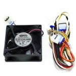 Refrigerator Quick Chill Fan Motor