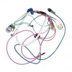 Refrigerator Freezer Light and Heater Wire Harness