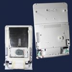 Refrigerator Evaporator Cover Assembly