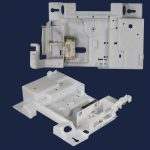 Refrigerator Damper Control and Housing Assembly