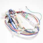 Refrigerator Defrost Thermostat and Wire Harness Assembly