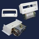 Refrigerator Air Damper Control Assembly