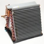 Central Air Conditioner Evaporator Service Coil Assembly
