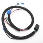 Lawn Tractor Mower Attachment Wire Harness