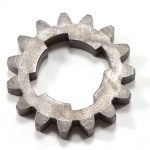 Lawn Tractor Transaxle Spur Gear, 15-tooth