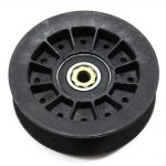 Lawn Tractor Deck Fixed Idler Pulley